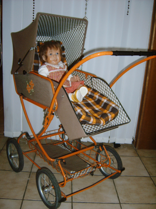 kinderwagen 70er